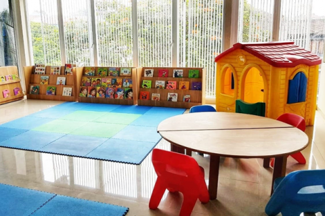 KDF Bandung - Library