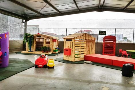 KDF Bandung - Playground