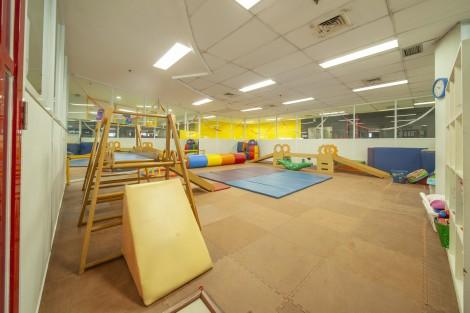 KDF BSD - Gymnastic Room