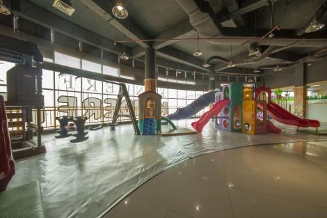 KDF BSD - Indoor Playground