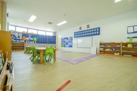 KDF BSD - Classroom