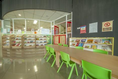 KDF BSD - Reading Corner