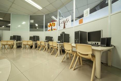 KDF BSD - Computer Room