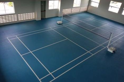 KDF Bogor - Badminton Court