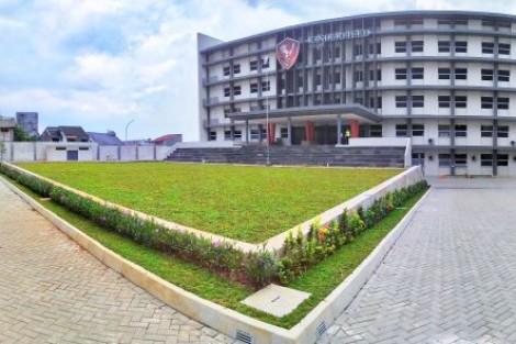 KDF Bogor - Entrance