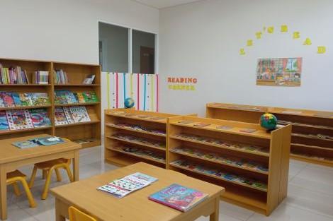 KDF Bogor - Library