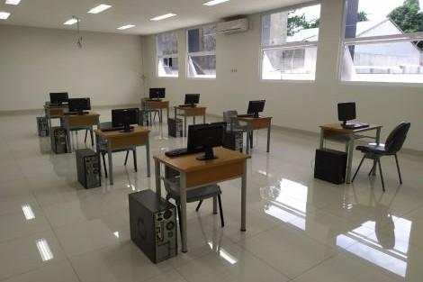 KDF Bogor - Computer Room