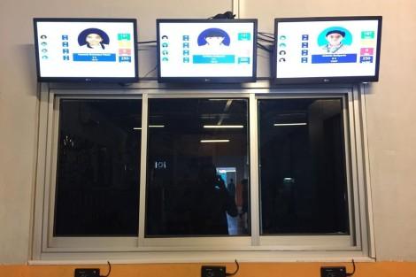 KDF/HF Cirebon Samadikun - Student Attendance Machine