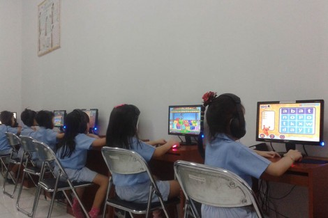 KDF Cirebon Samadikun - Computer room