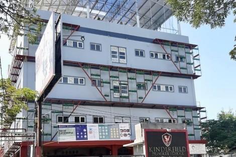 KDF/HF Cirebon Samadikun - New School Building Front View