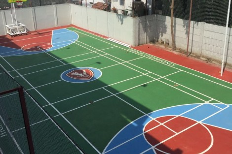KDF/HF Cirebon Samadikun - Court