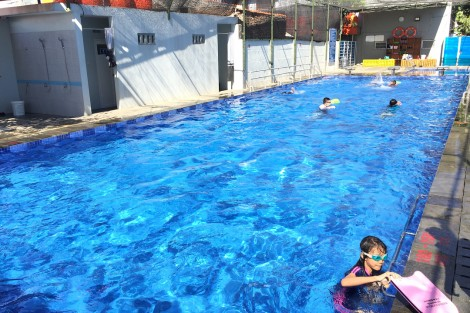 KDF/HF Cirebon Samadikun - Swimming Pool