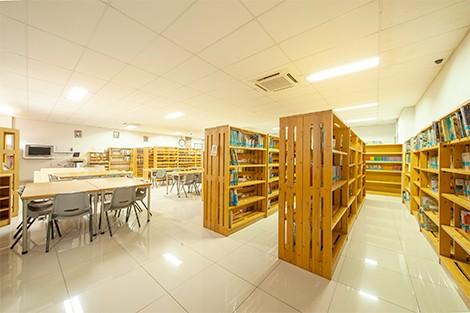 KDF/HF Duren Sawit - Library