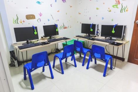 KDF Jambi - Computer Room