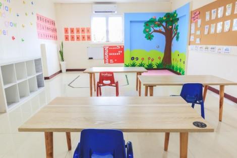KDF Jambi -  Kindergarten Classroom