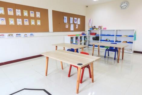 KDF Jambi - Preschool Classroom