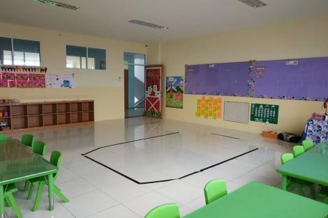 KDF Pontianak - Class room 2