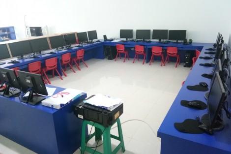 KDF Pontianak  - Computer Room