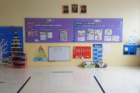 KDF Pontianak - Class room 1