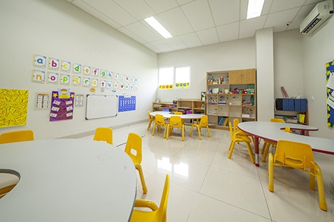 KDF - Sunter Preschool Classroom