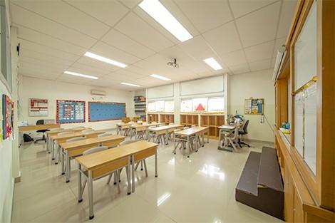 KDF/HF Juanda Depok - Primary and Secondary Classroom