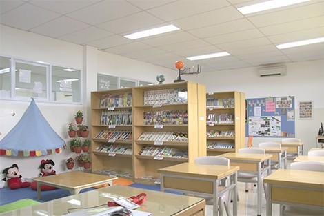 KDF/HF Juanda Depok - Library 2