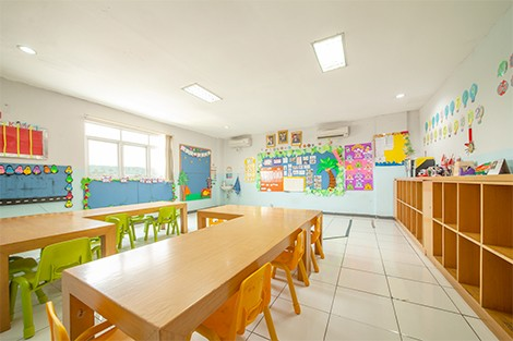 KDF/HF Margonda Depok - Pre school and Kindergarten Classroom 2