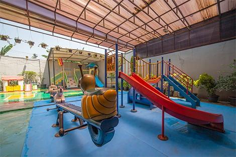 KDF/HF Margonda Depok - Playground