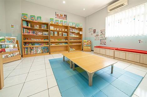 KDF/HF Margonda Depok - Library
