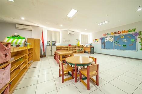 KDF/HF Margonda Depok - Discovery Room