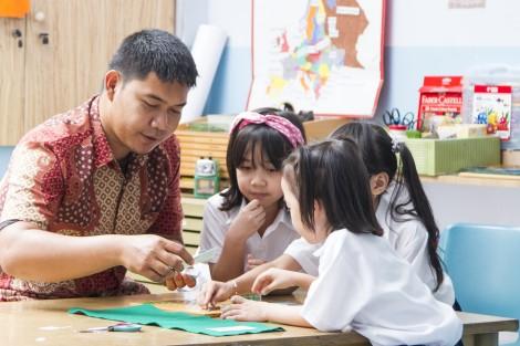 KDF Simprug -  Montessori Room