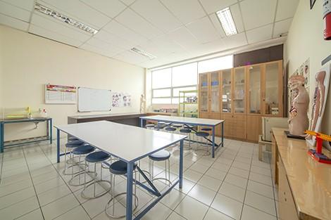 KDF Simprug - Laboratory