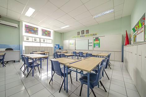 KDF Simprug -  Primary Classroom