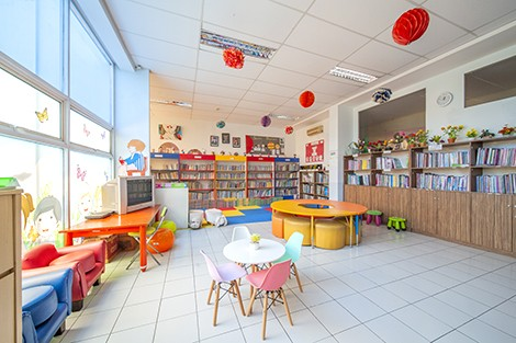 KDF Simprug -  Library