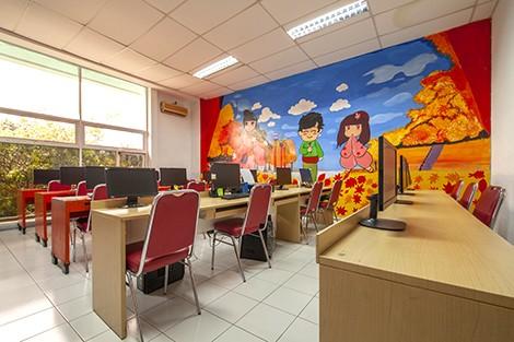 KDF Simprug - Computer Room