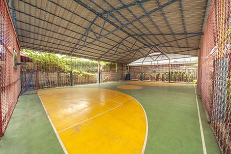 KDF Simprug -  Futsal and Basketball Court