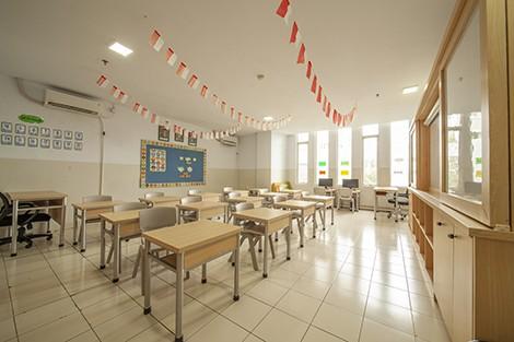 KDF Sudirman - Classroom