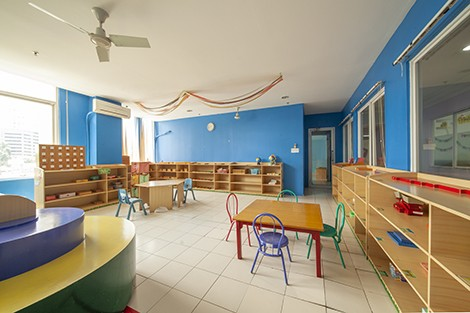 KDF Sudirman - Discovery Room