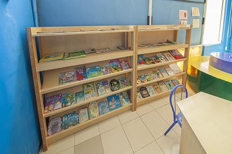 KDF Sudirman - Library