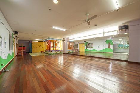 KDF Sudirman - Gymnastics Room