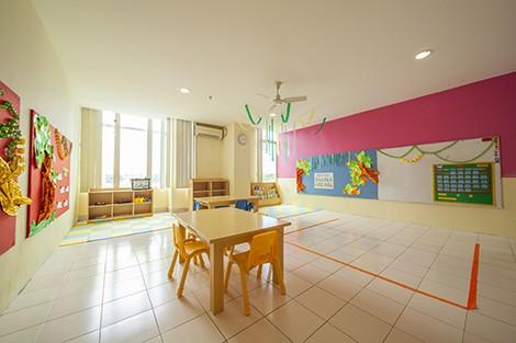 KDF Sudirman - Classroom 2